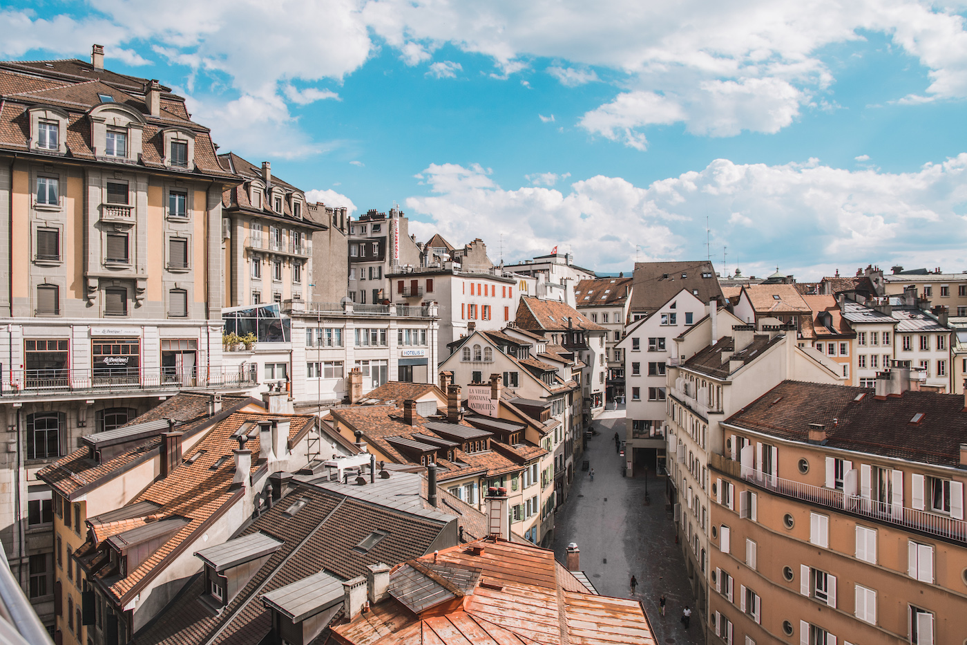 Lausanne zwitserland tips