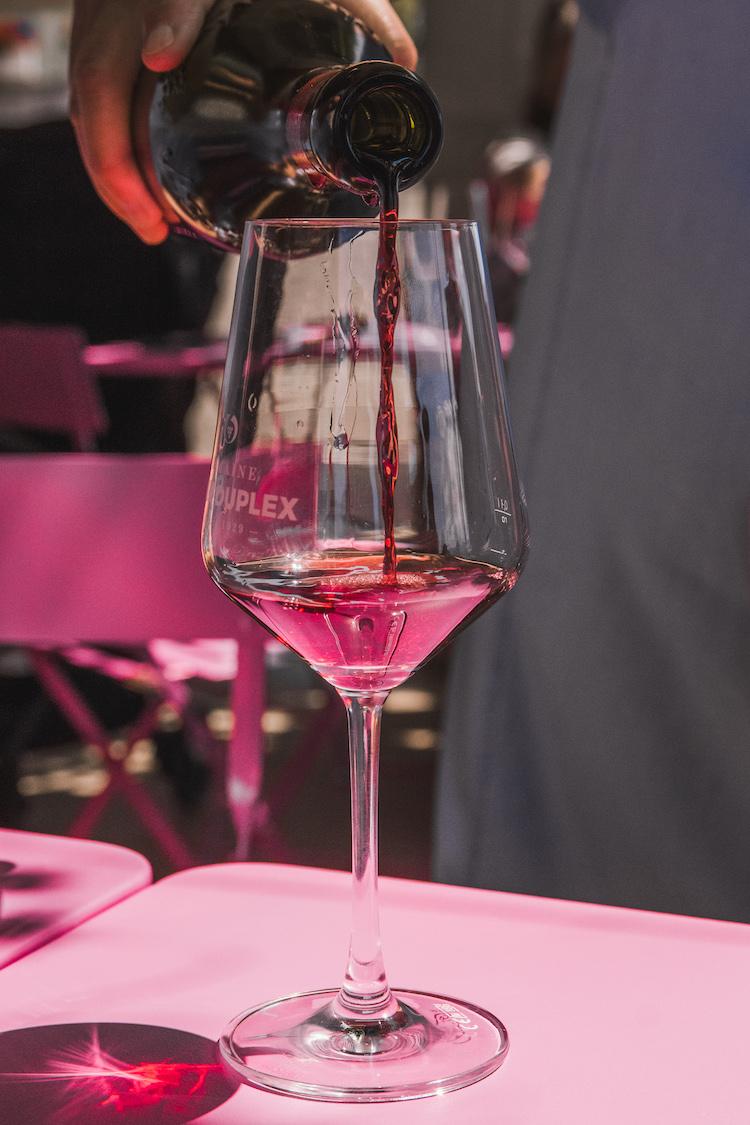 Lavaux wijnproeverij