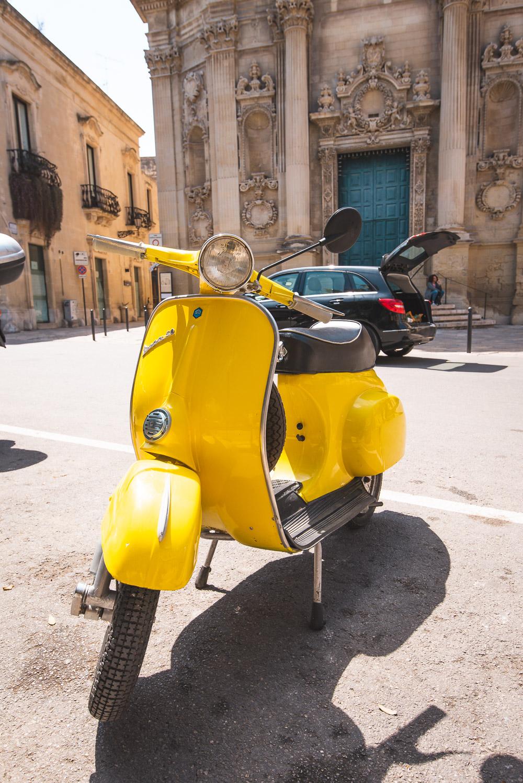 Lecce Puglia tips