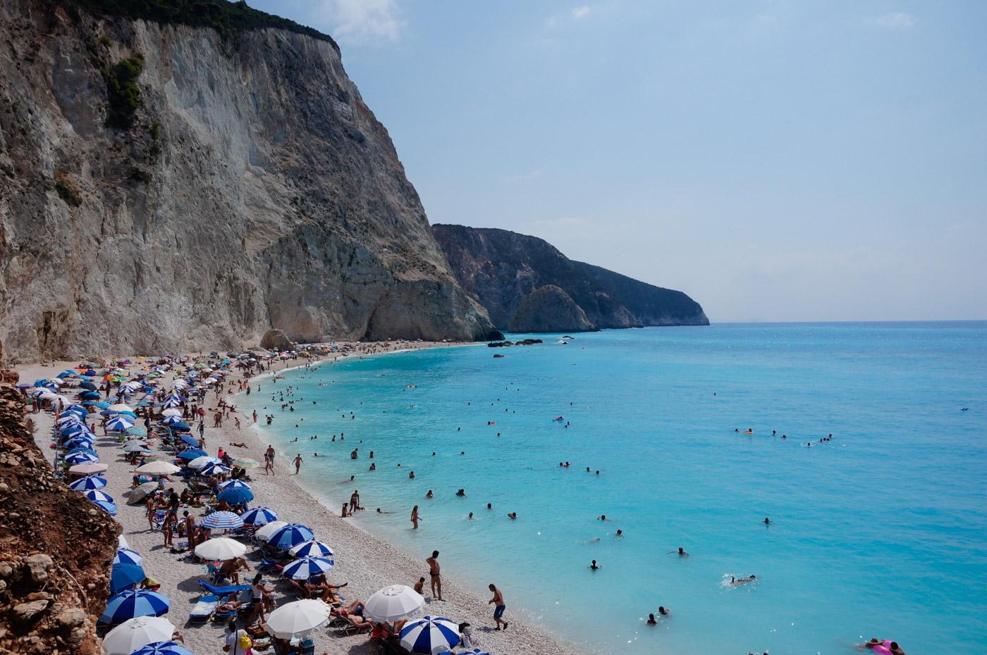 Lefkas leukste eiland griekenland