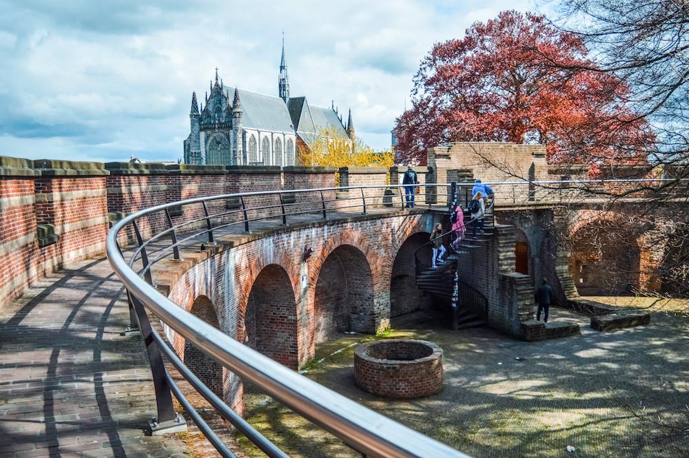 Leiden Stedentrip Nederland