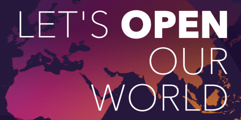 Let's Open our World