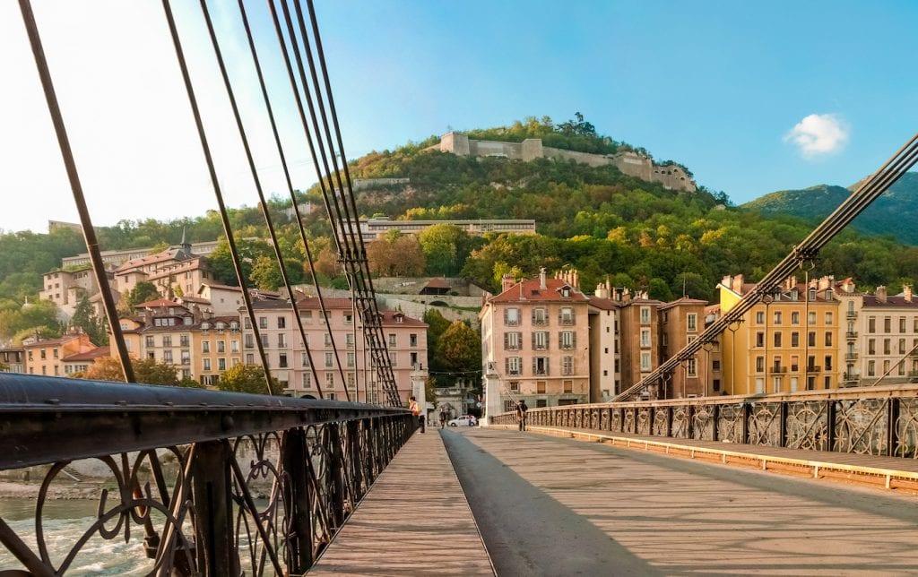 Leuke steden Frankrijk GRENOBLE