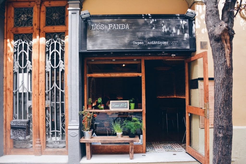 Leuke wijken Barcelona Gracia