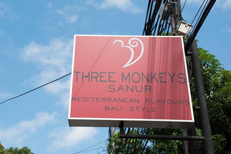 Leukste restaurants sanur bali monkeys