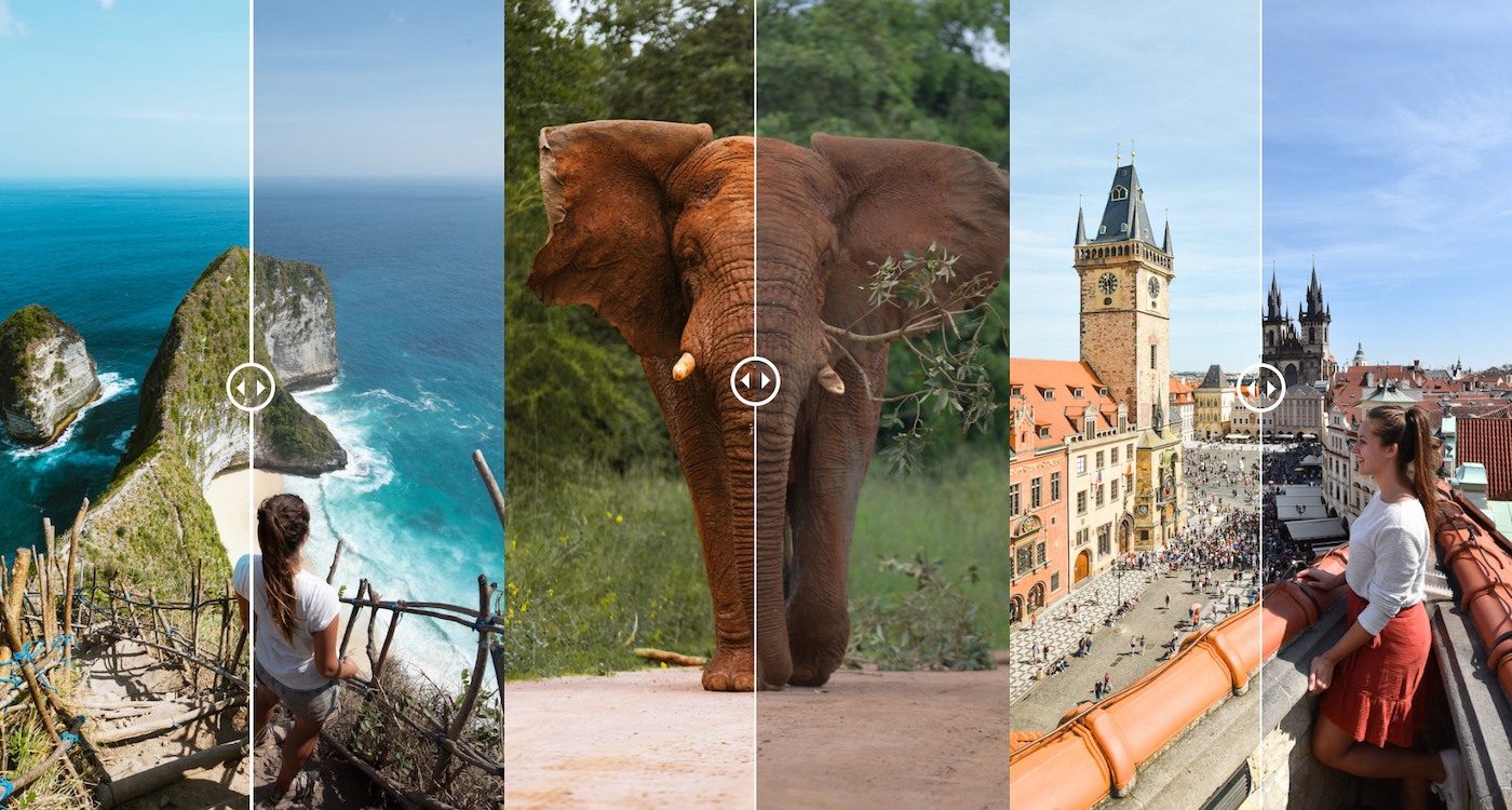 Lightroom presets wearetravellers