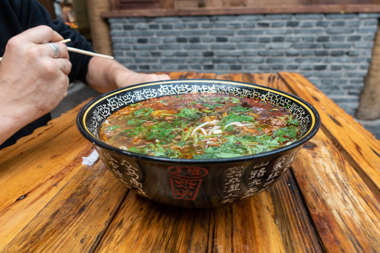 Lijiang-china-stadje-eten