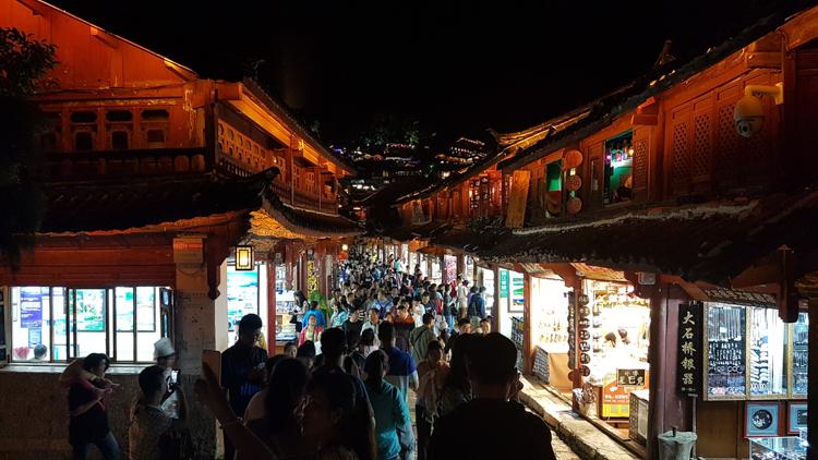 Lijiang-china-stadje-tibet-reis