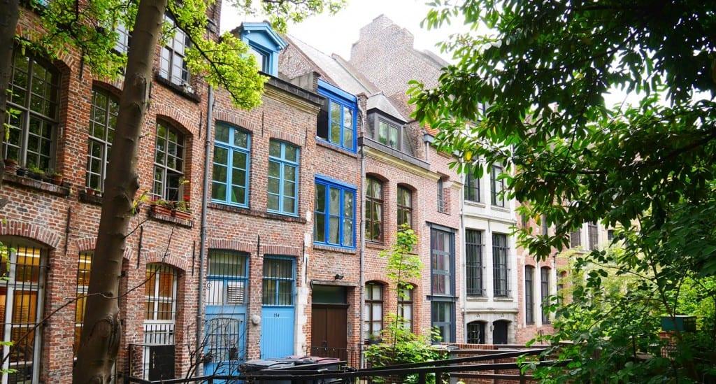 ville de Lille romantique
