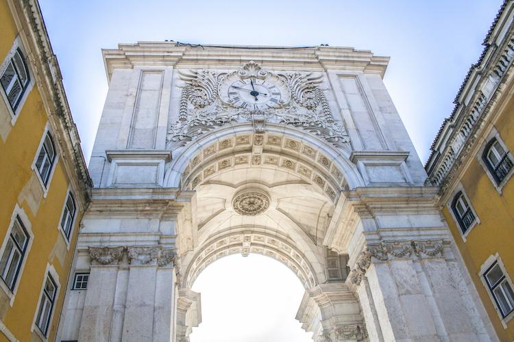 Lissabon citytrip centrum
