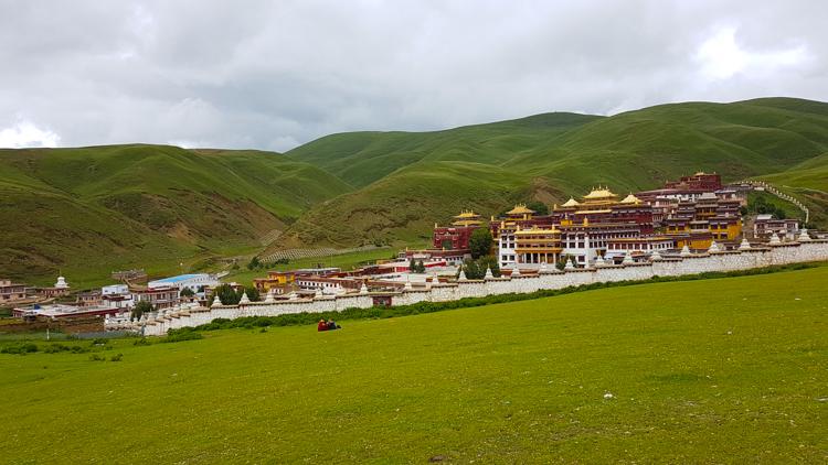 Litang individuele reis naar tibet