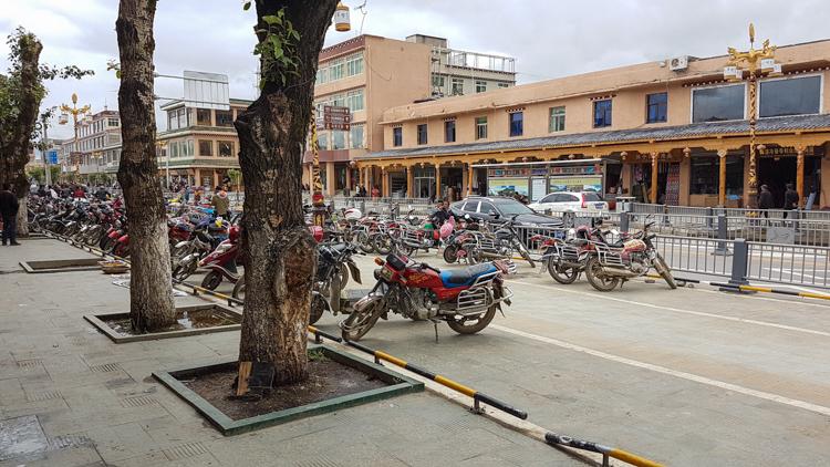 Litang-reizen-in-tibet