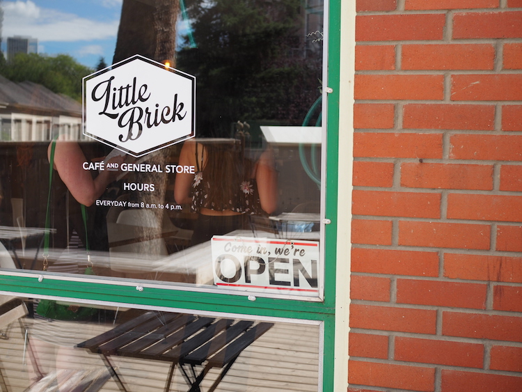 Little Brick Edmonton restaurants