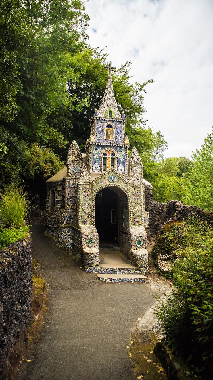 Little Chapel Guernsey kanaaleilanden