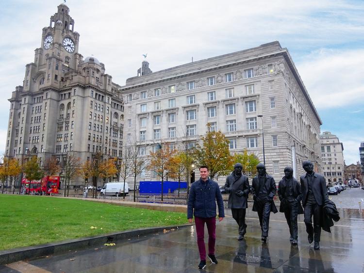 Liverpool highlights beatles beeld