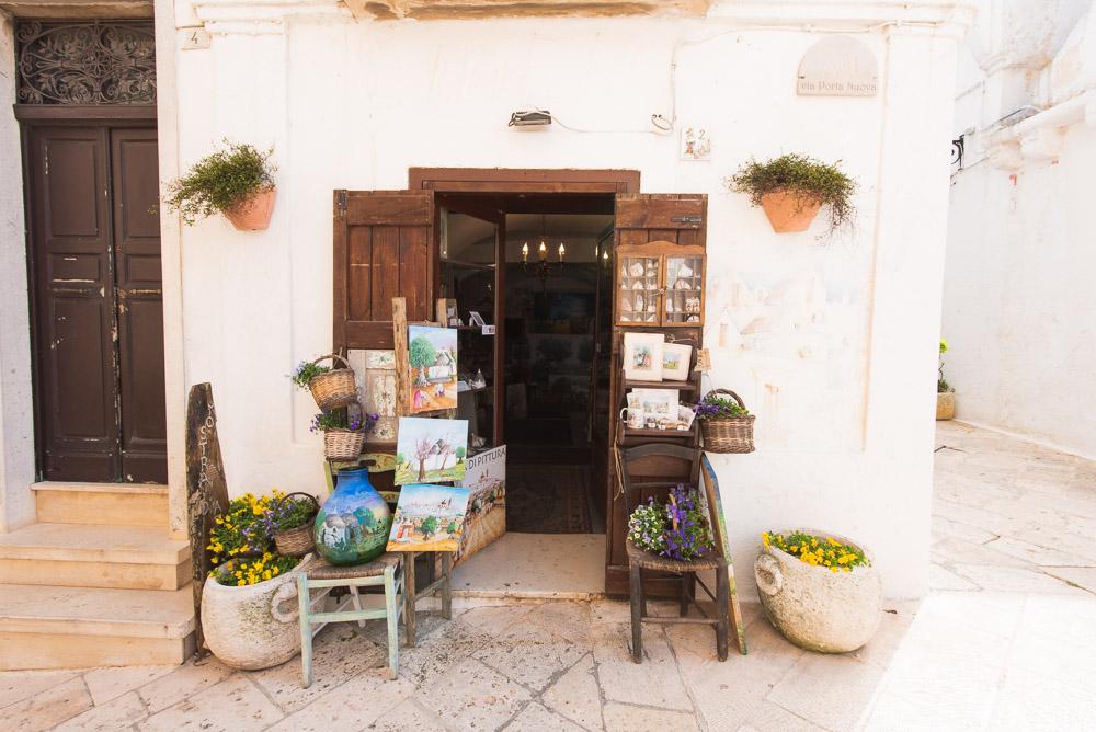 Locorotondo italie straatjes-2