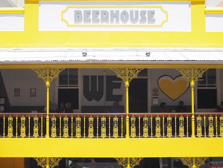 Longstreet Kaapstad tips beerhouse