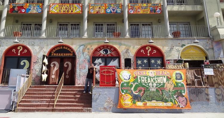 Los Angeles Freakshow