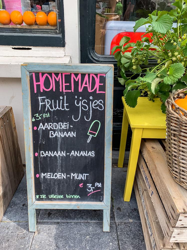 Loua Juicebar in Utrecht