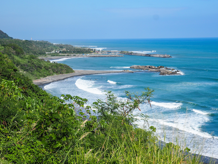 Lovers Beach viewpoint bij Donghe