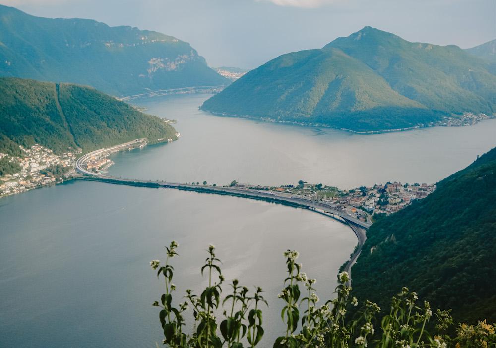 Lugano Monte San Salvatore