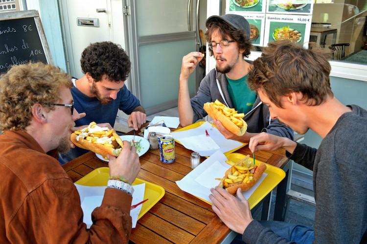 wat te doen in brussel lunchen