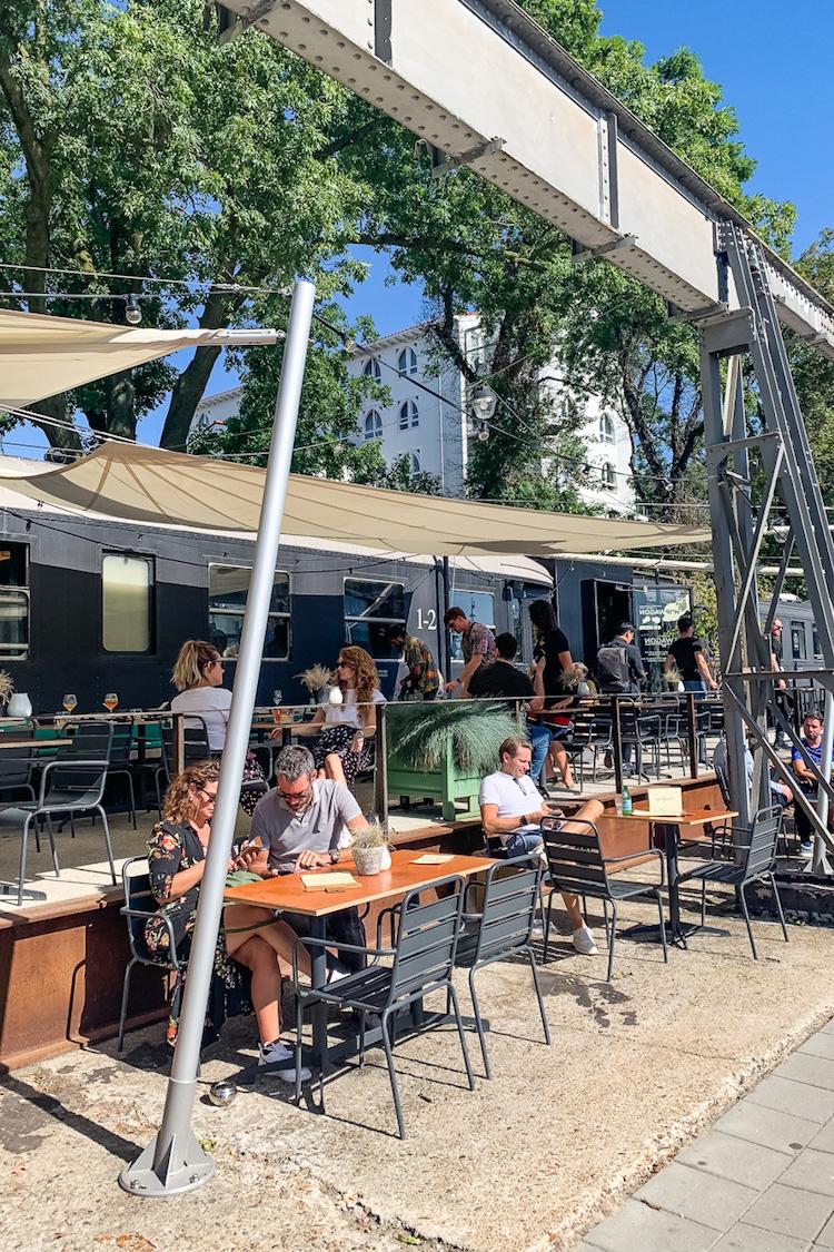 Lunchen Tilburg Eetbar de Wagon