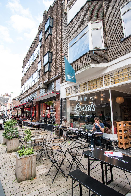 Lunchen Tilburg Locals