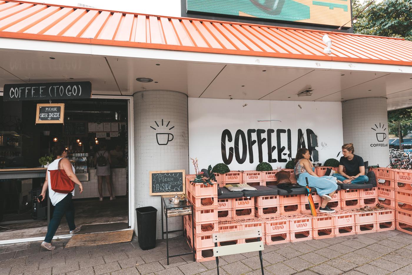 Lunchen in Eindhoven CoffeeLab