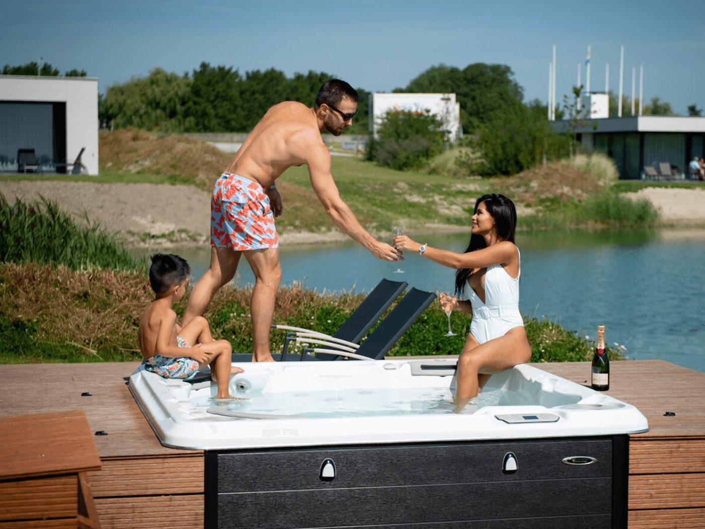 Luxe vakantiehuis Zandvillas zeeland