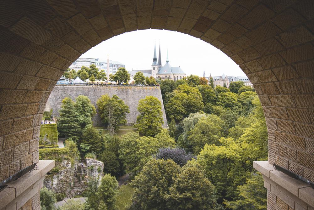 Luxemburg Stad Adolfbrug