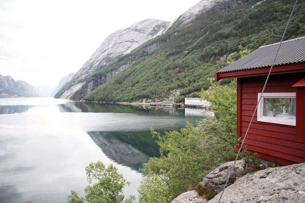 Lysefjord roadtrip noorwegen zuiden