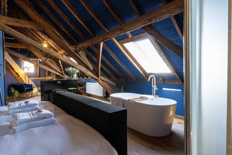 Lytel blue riethoven hotel met goed restaurant nabij