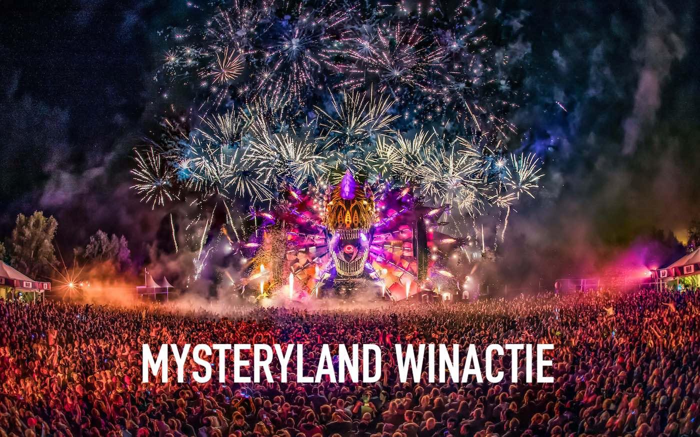 MYSTERLAND FESTIVAL WINACTIE