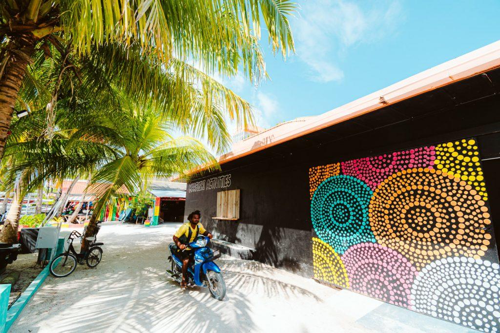 Maafushi restaurants