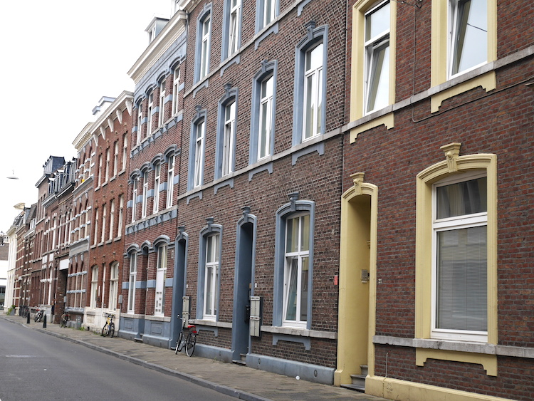 Maastricht straten