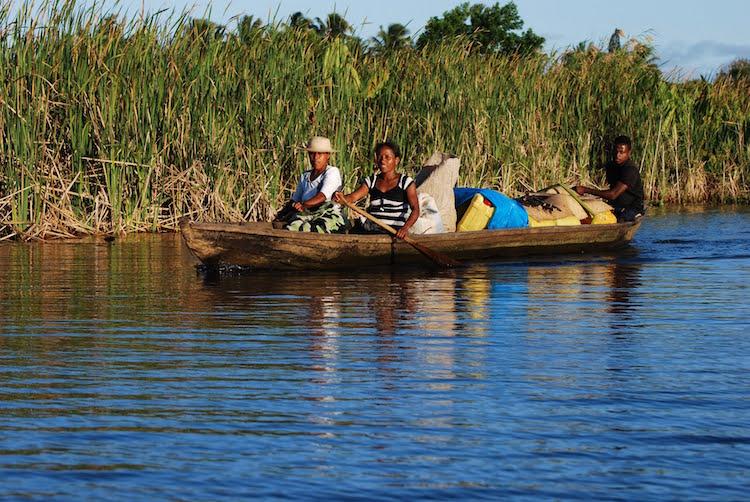 Madagascar locals