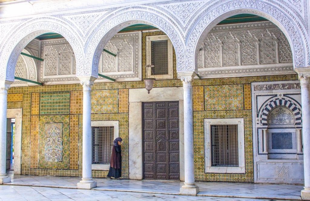 Magisch mooi tunesie niet meer eng