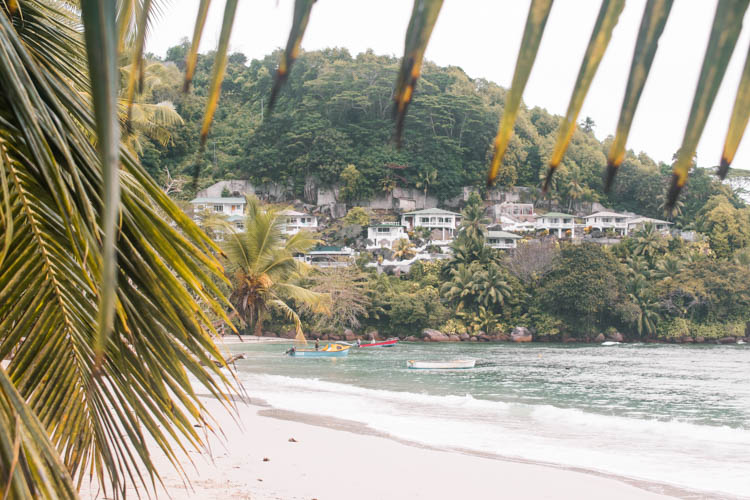 Mahe vakantie strand Seychellen