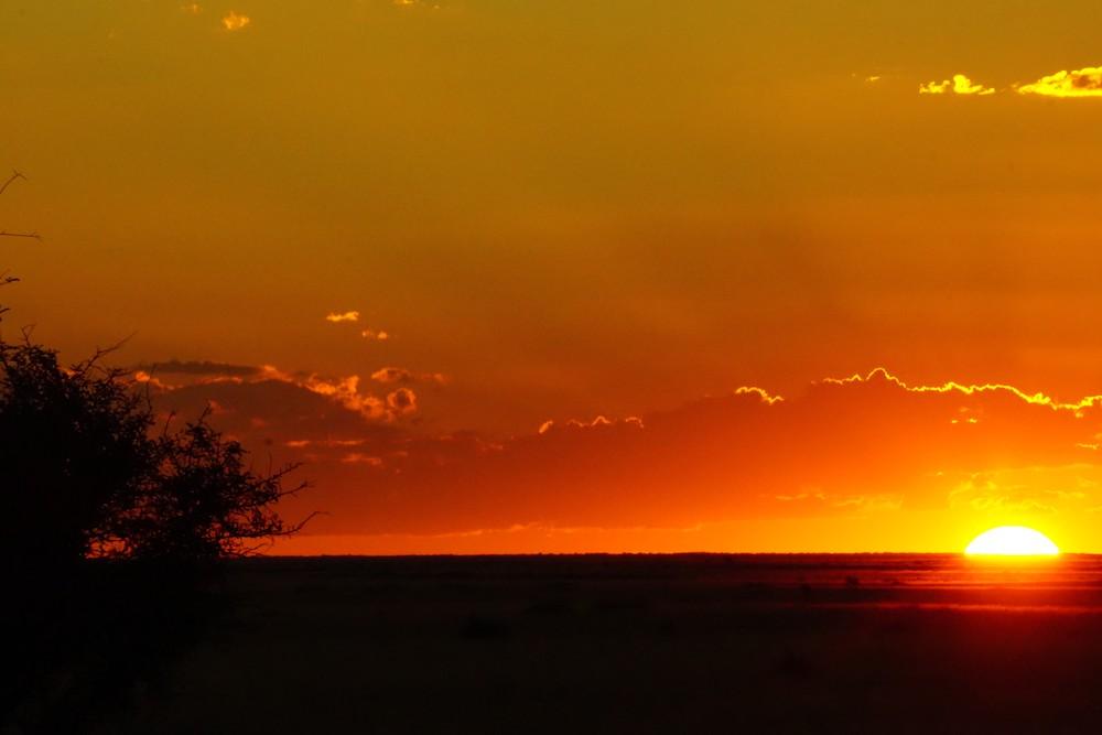 Makgadikgadi in Botswana