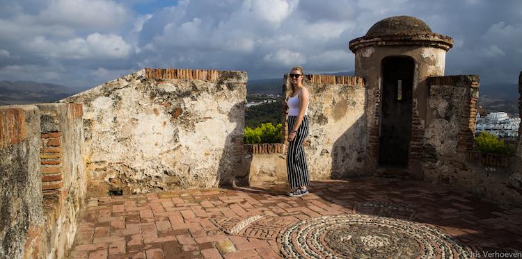 Malaga kasteel spanje tips