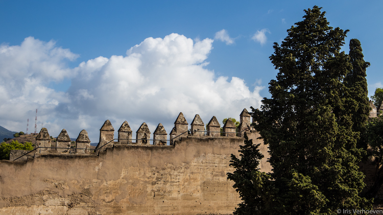 Malaga-kasteel