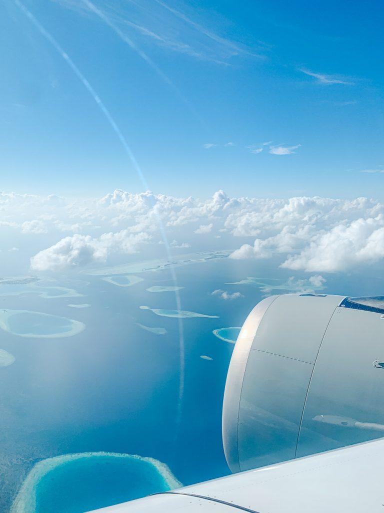 Malediven Qatar Airways