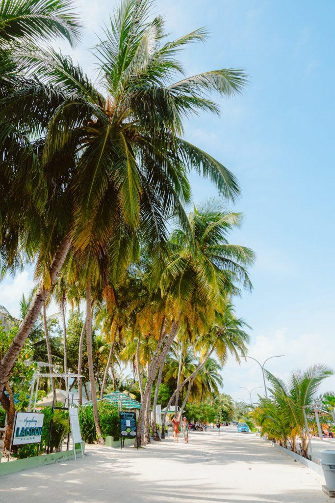 Malediven maafushi