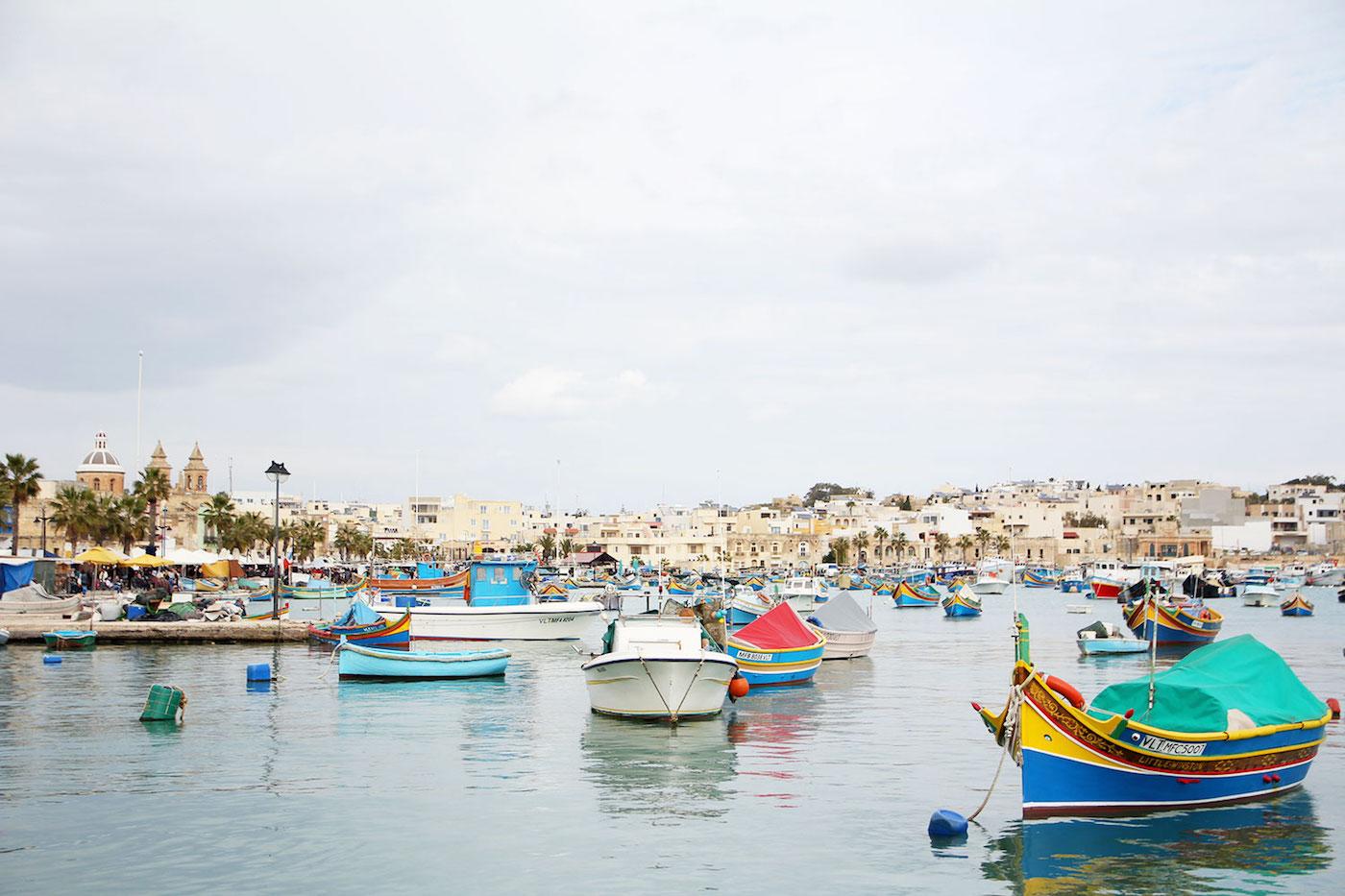 Malta tips Marsaxlokk