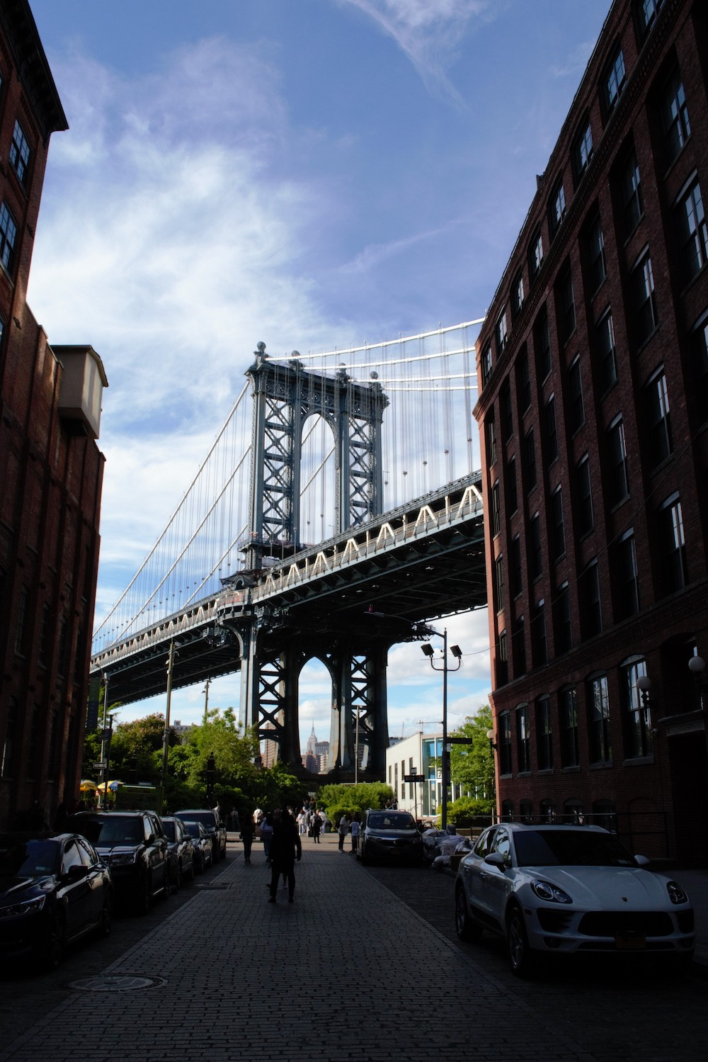 Manhattan Bridge Brooklyn