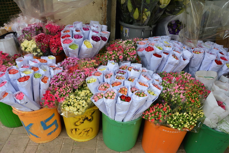 markt-in-hong-kong-bloemen