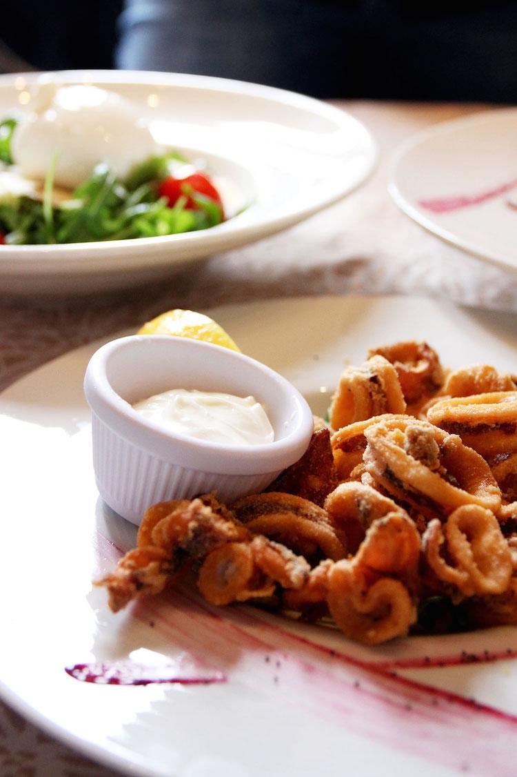 Marsaxlokk in malta food