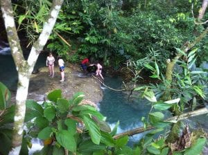 Mayfield Falls Jamaica watervallen tips