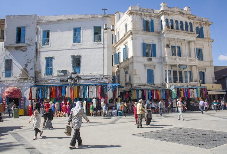 Medina tunesie